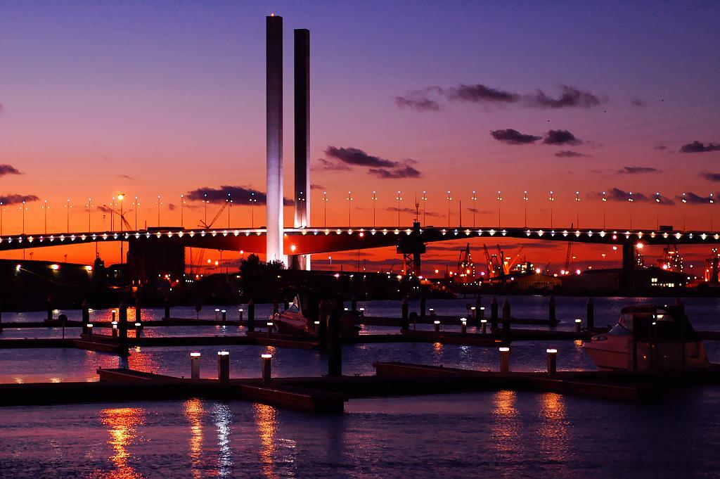 Bolte Bridge Melbourne